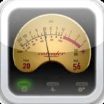 Lautstärkemesser - VU Meter