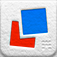 iPhone/iPadアプリ「Letterpress – Word Game」のアイコン