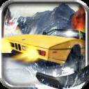 A Fun Ski Race Car Racing Games Free mobile app icon